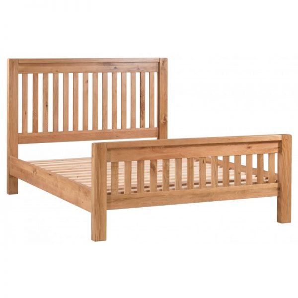 Loxley Kingsized Bed