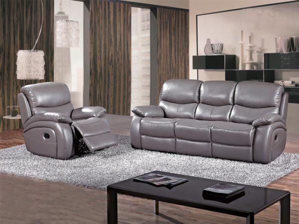 Chessington Leather Sofas
