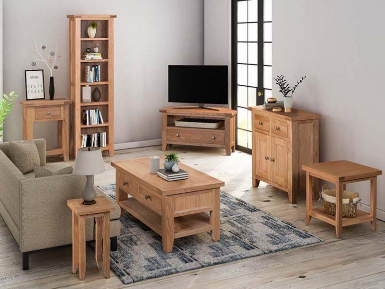 Hardwick Oak – New Furniture Range