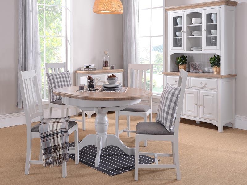 Renaissance Grey dining furniture