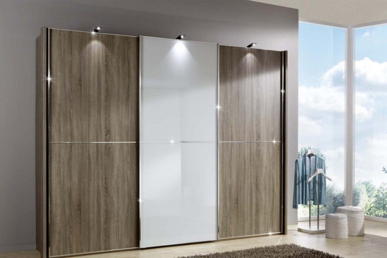 Semi Fitted Wardrobes