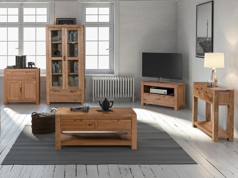 Loxley Rustic Oak Furniture