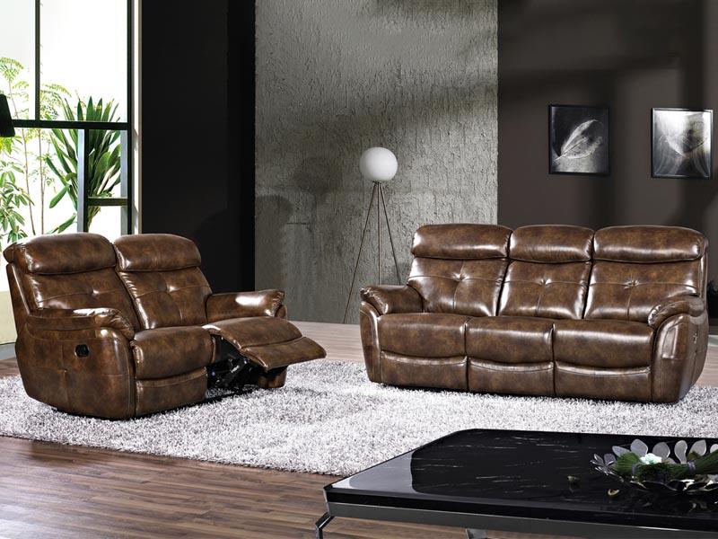 richmond leather sofa