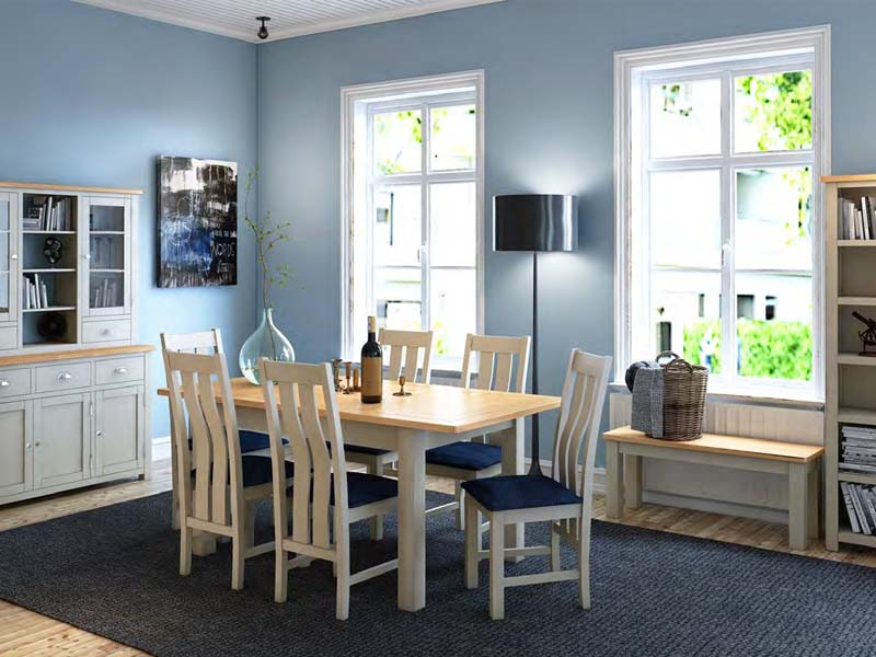 Ivan Stone dining furniture